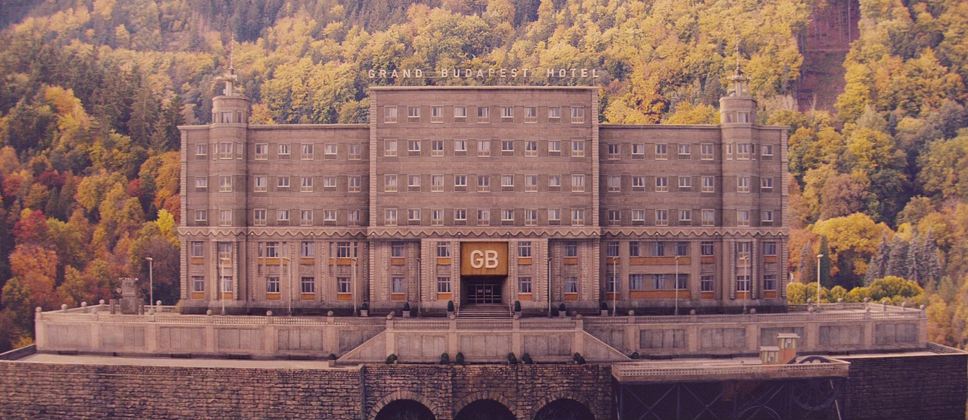June 2014 for Hotel budapest