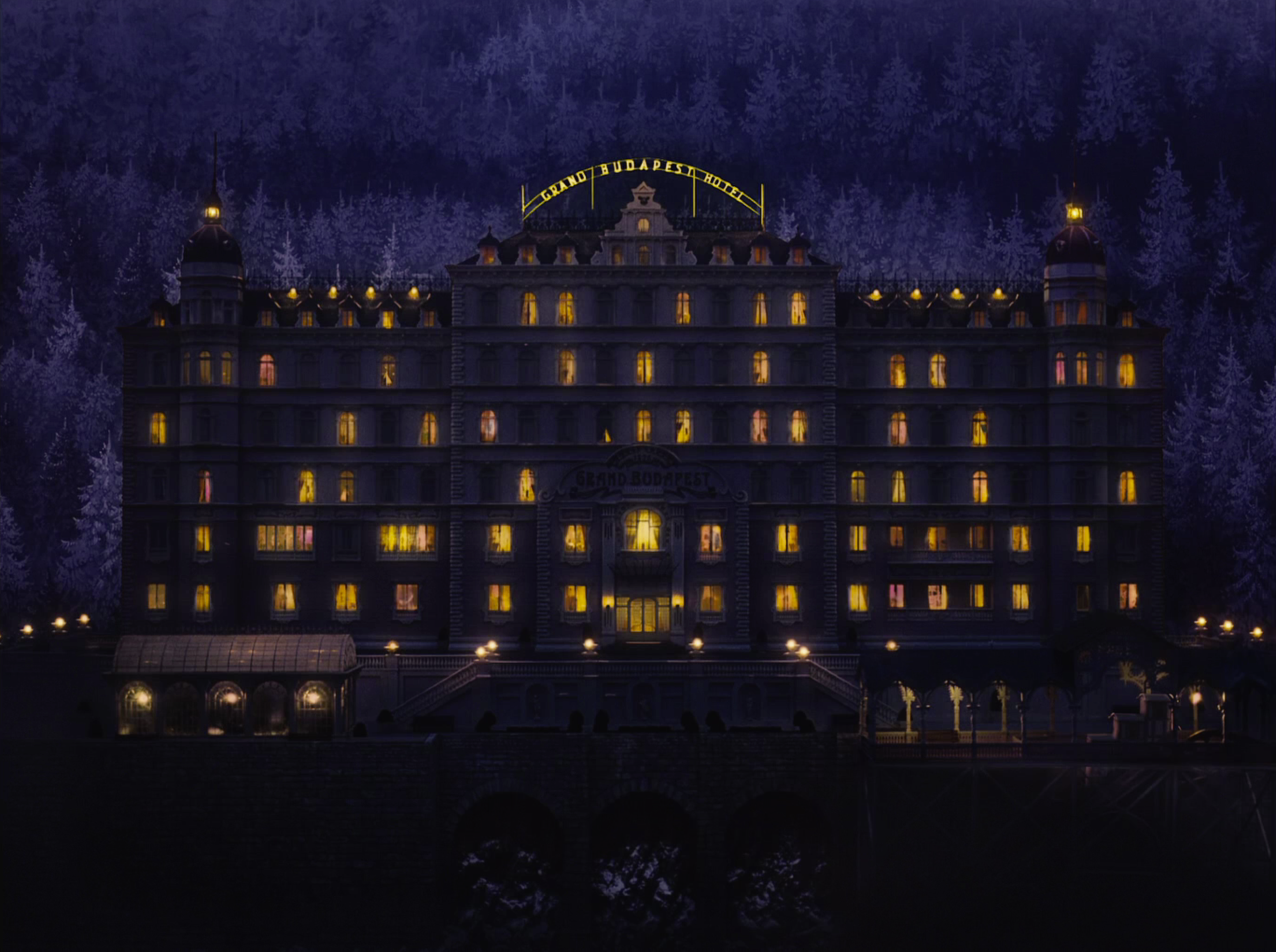 The Grand Budapest Hotel Movie Online